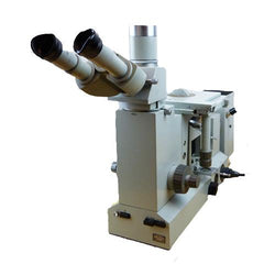 Zeiss Jena Metallurgical Inverted Microscope