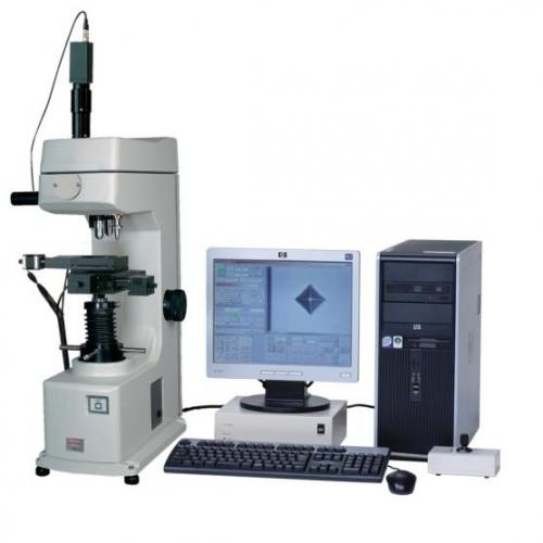 Vickers Automatic Hardness Testing System - AAV-504