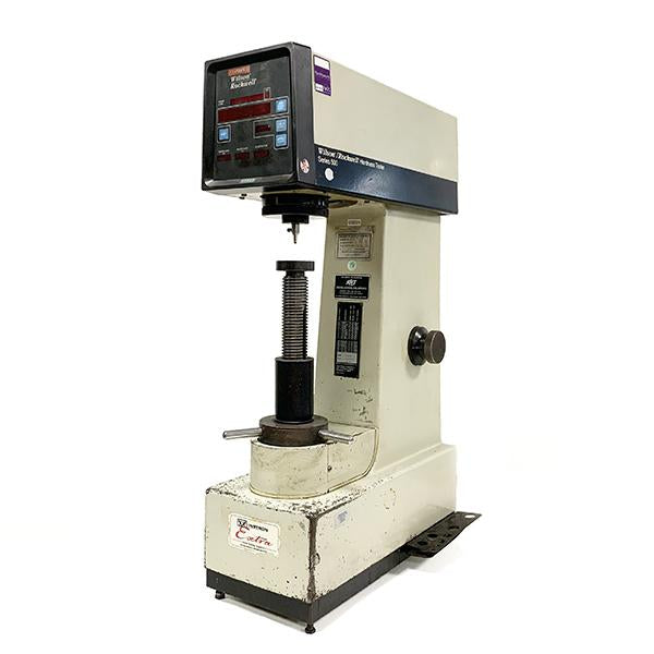 Used Wilson Rockwell Hardness Tester
