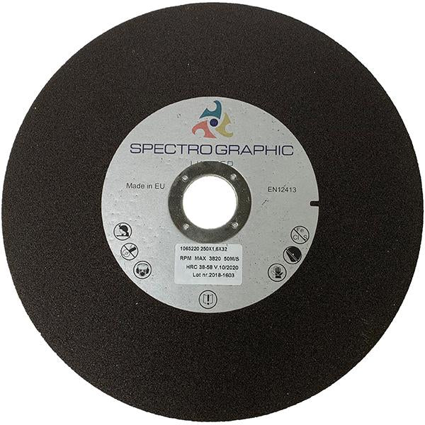 Abrasive Wheels 250mm 1.6mm