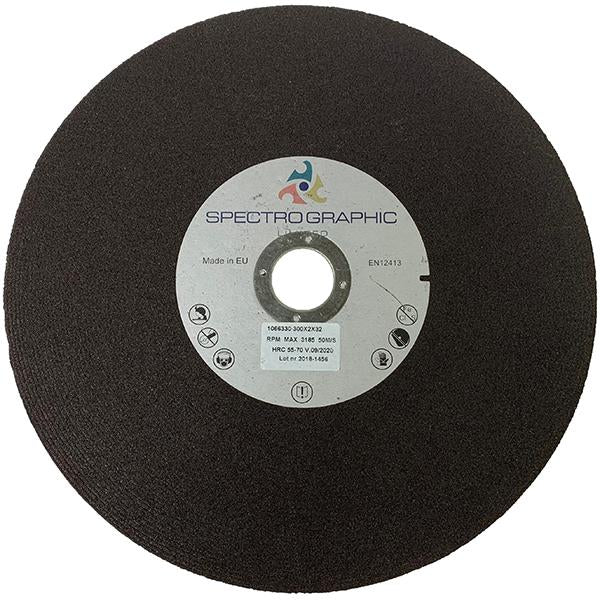 Abrasive Wheels 300mm 2mm