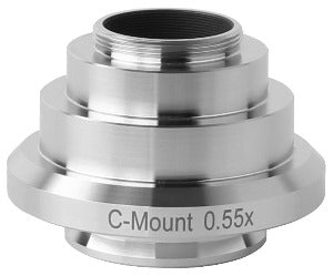 C Mount Microscope Adapter for Leica Microscopes