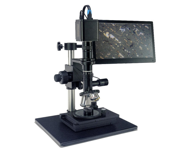 Metallurgical Digital Zoom Video microscope