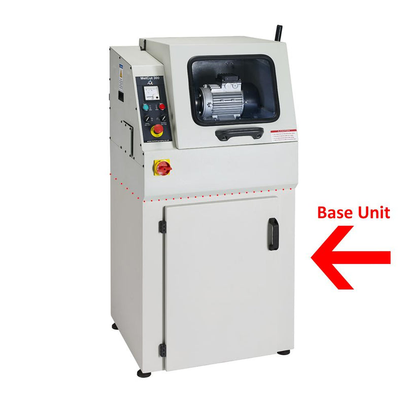 Base Unit for MetCut 300