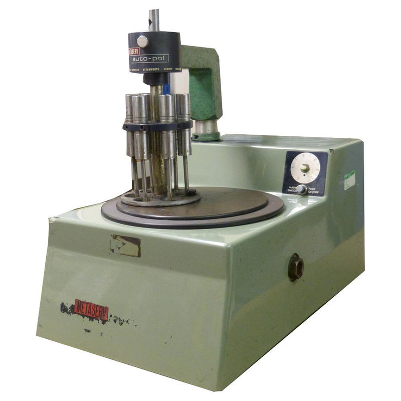 Metaserv c200/5v Single Polisher