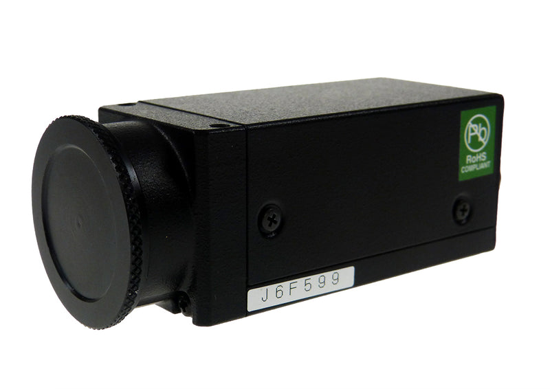 Camera used with Mitutoyo hardness tester systems and software