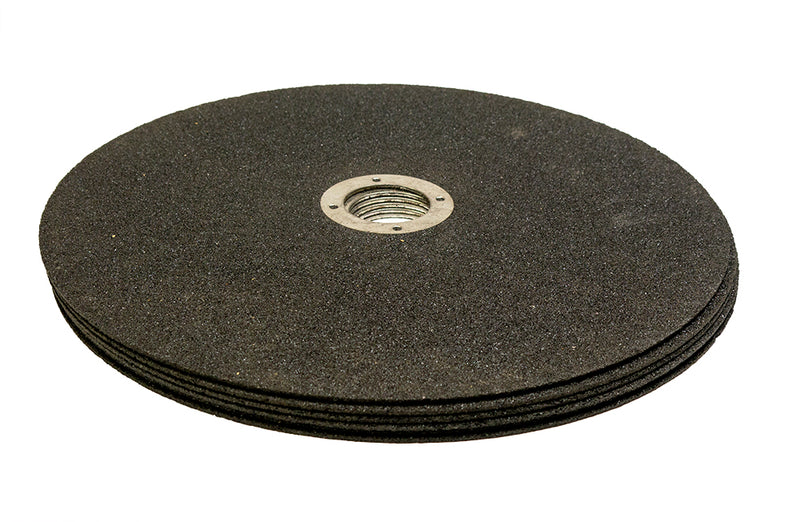 Metallurgial Abrasive Cutting Wheels 250mm x 2.0mm  Pack of 6