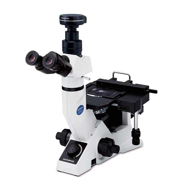 Olympus GX41 Inverted Microscope