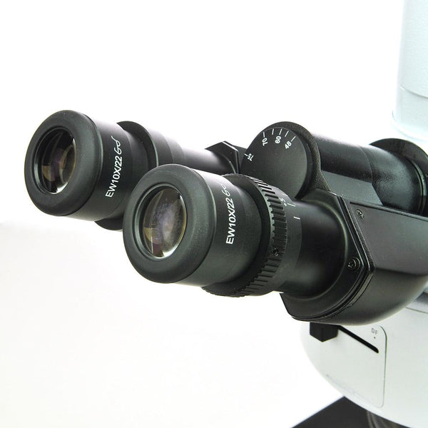 Met S6020 Metallurgical Upright Microscope