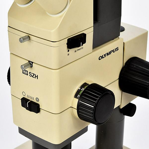Olympus SZH stereo Microscope