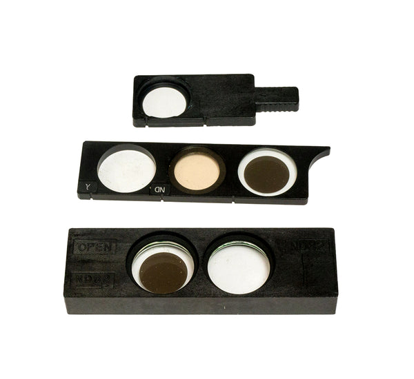 Nikon Microscope Filter set for Nikon Optiphot
