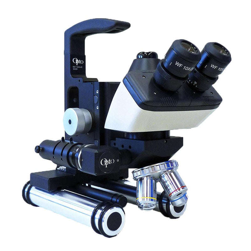 High Performance Mobile Microscopy