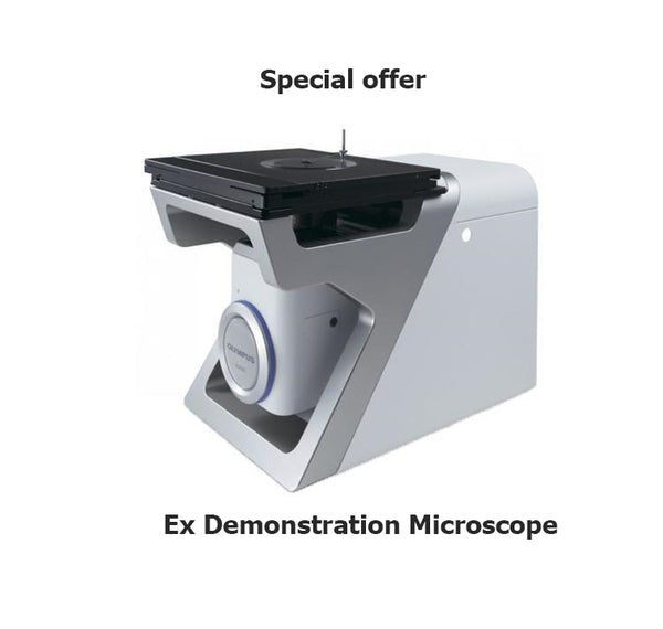 Olympus DSX510i Inverted Microscope