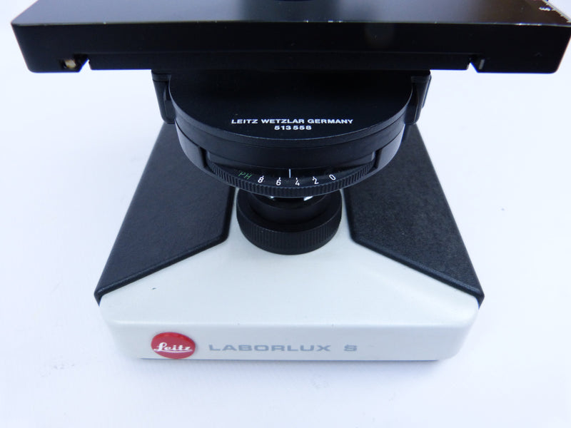 Leitz Laborlux S Biological Microscope