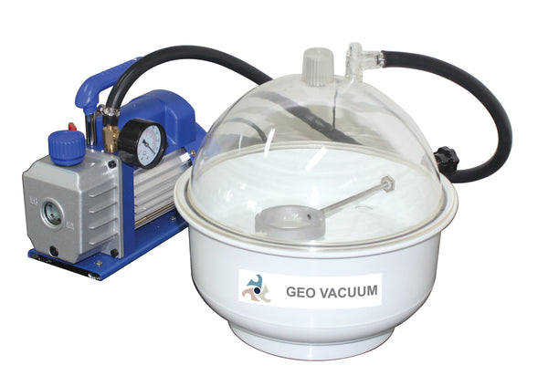 GEO Vacuum Impregnation Unit