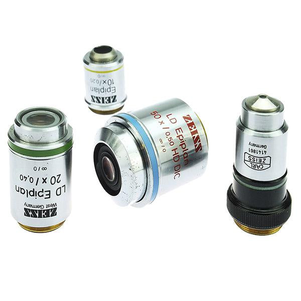 Zeiss Microscope Objective Lens