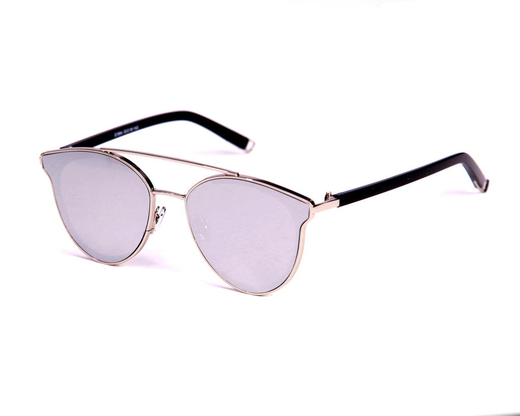 Cannes Sunglasses - Silver