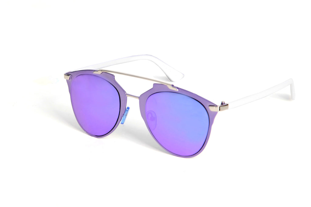 Classic Purple Sunglasses