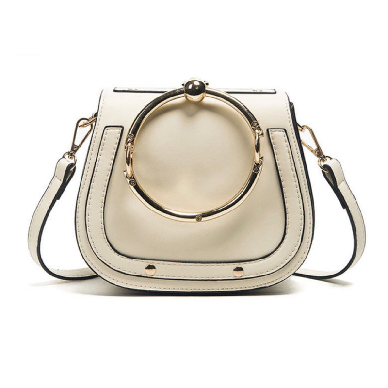 New: Camille Crossbody Bag - Cream