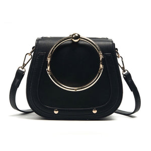 New: Camille Crossbody Bag - Black