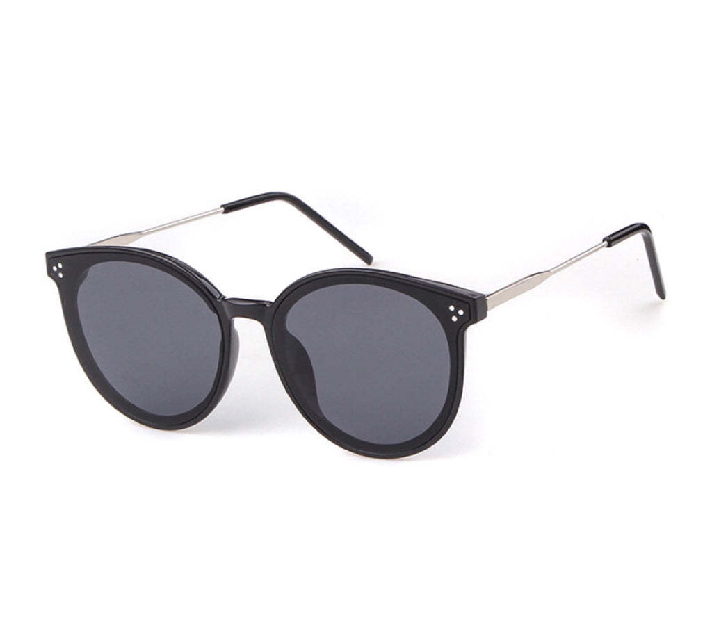London Black Sunglasses
