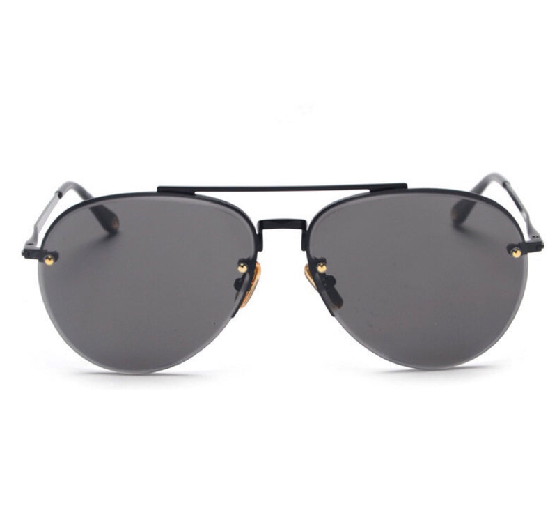 Mexico Aviator Suglasses - Black