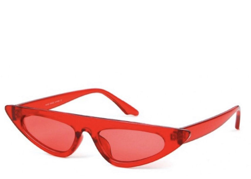 St Lucia Red Sunglasses