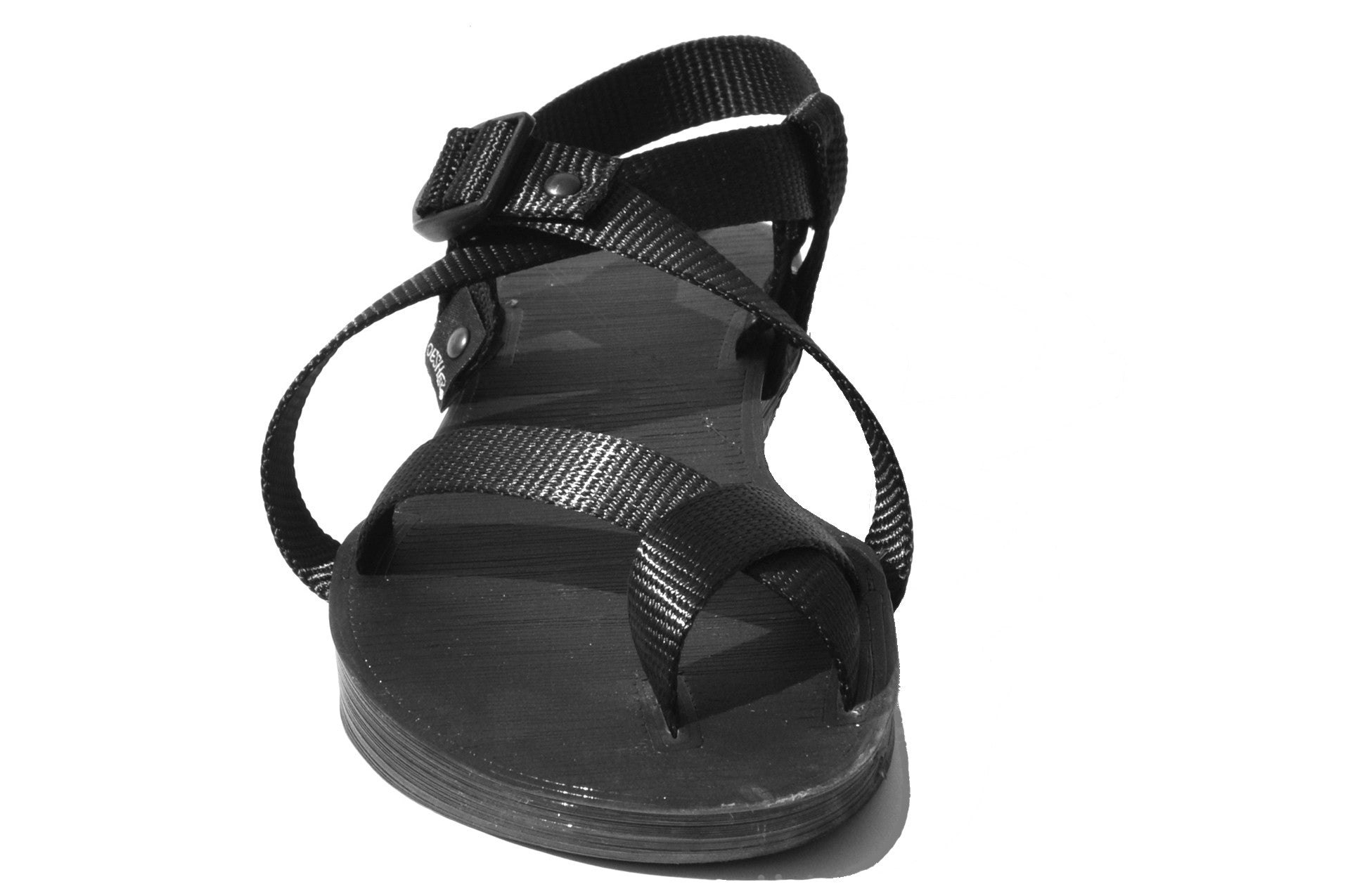 Athena-Artemis Sandal Collection-Obsidian