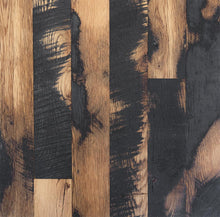 Load image into Gallery viewer, Black & Tan—50/50 Mixed Oak (Sample)