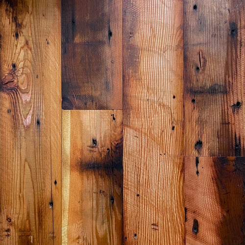 Saw-Kissed Granary Douglas fir (Sample)