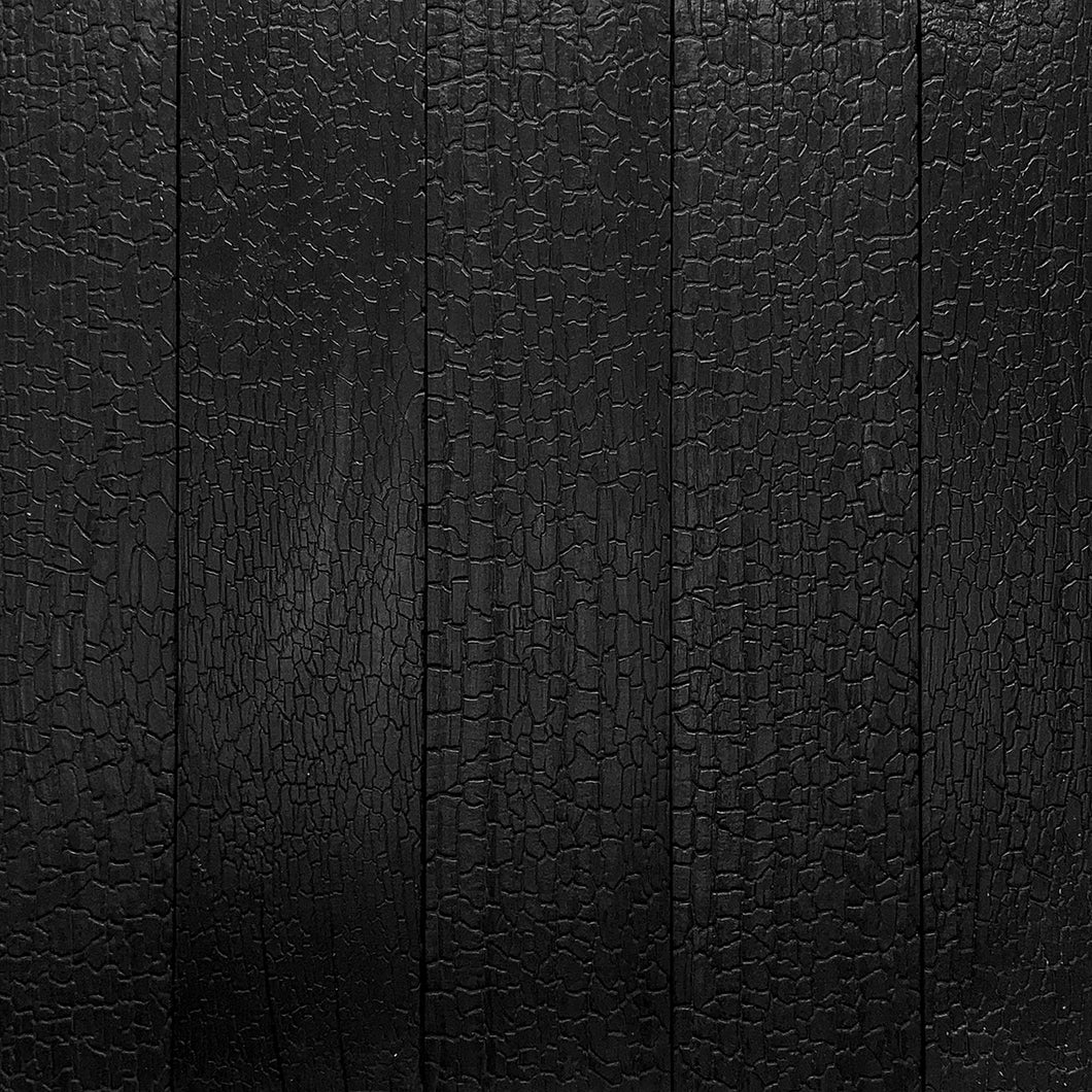 Shou Sugi Ban Accoya® Deep Char (Sample)