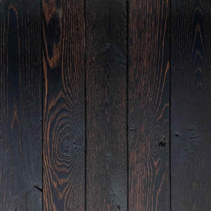 Shou Sugi Ban Oak Once-Brushed (Sample)