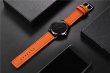 Load image into Gallery viewer, Quartz watch with high quality leather bracelet 2018
