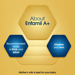Enfamil A+ Stage 2 - 400g Pack of 3