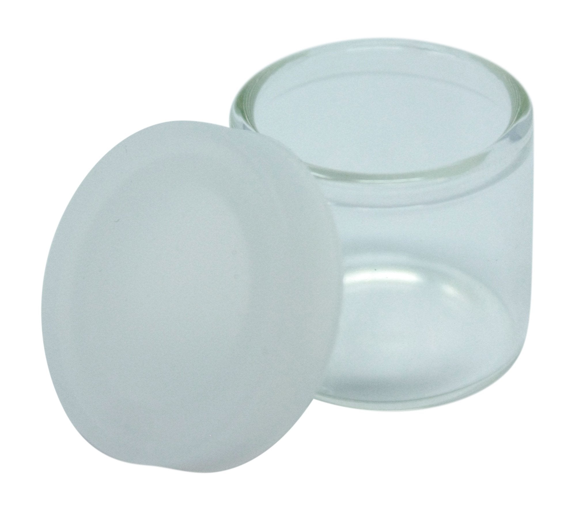 6ml Glass No-Neck Jar