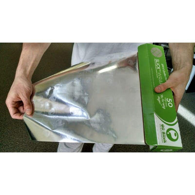 Oil Slick® Wrap Foil Backed Parchment-Featured,Non-Stick Paper and PTFE,Oil Slick Products-nonstick extraction paper-rosin parchment-ptfe paper-extract-bho-rosin-nonstick packaging-nonstick purging ptfe fep