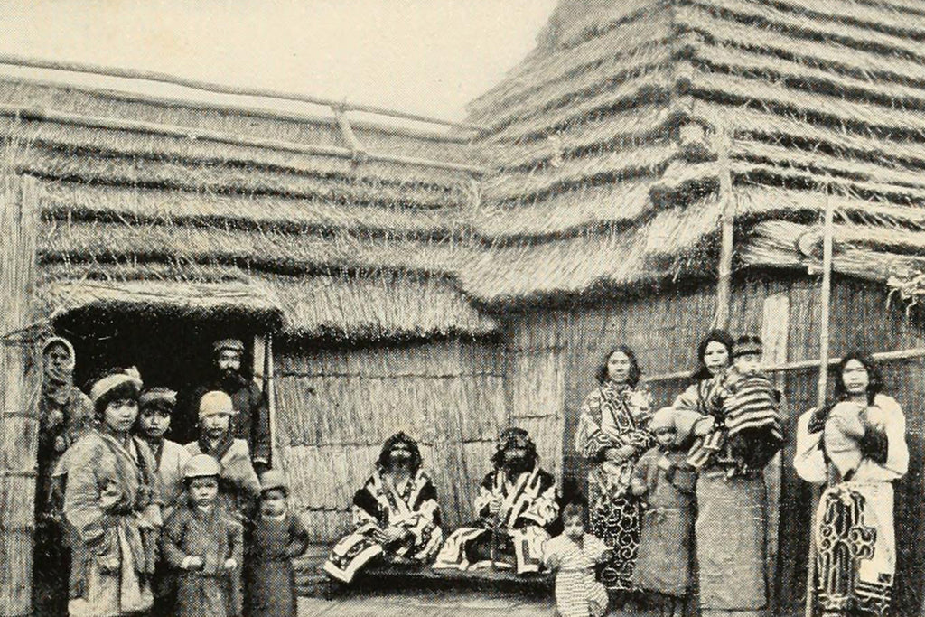 A short history of the Ainu