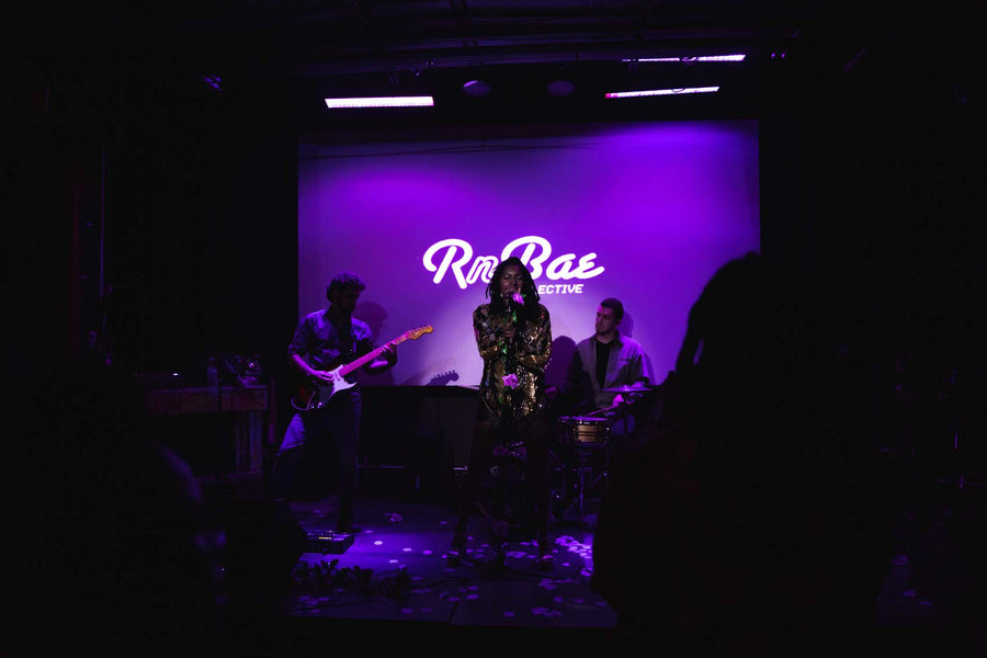 RnBae's Monthly R&B Artist Showcases