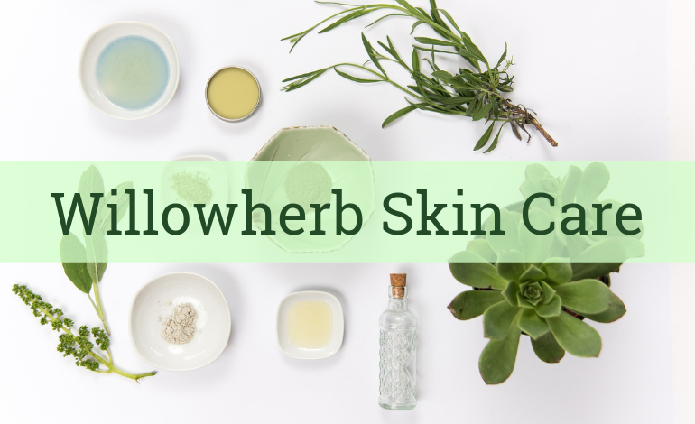 Pampering on a budget: DIY Willowherb Skin Care Products
