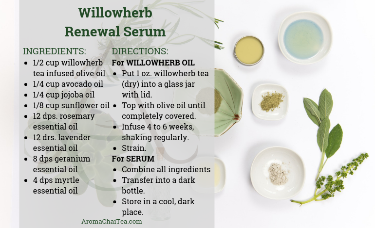 Willowherb Renewal Serum