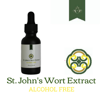 St. John's Wort Extract Alcohol-free.