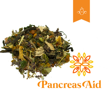 Cleanse and Detox Herbal Tea Blend PANCREAS AID | 2 oz. (55 gr.) - Aroma ChaiTea