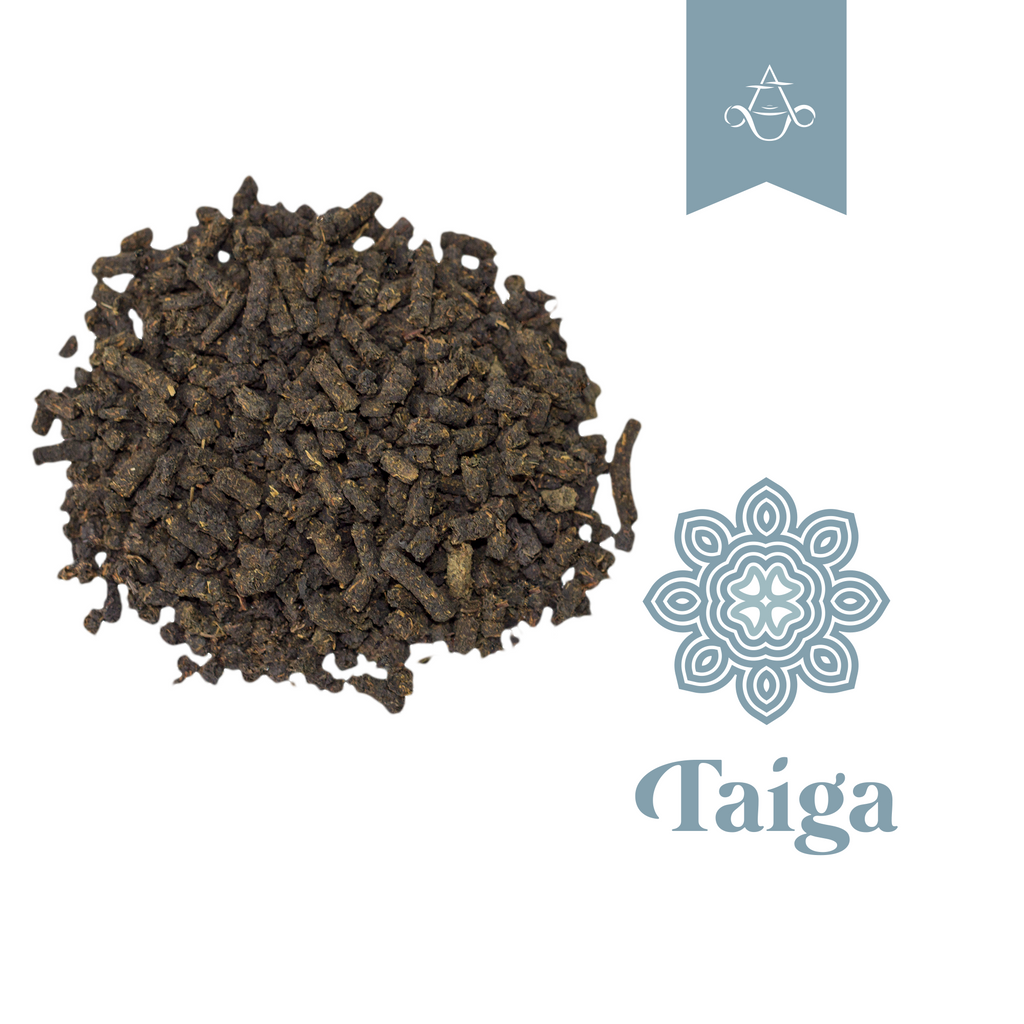 Immune Boosting Herbal Tea TAIGA Helps Prevent Illnesses | 3.5 oz. (100 gr.) - Aroma ChaiTea