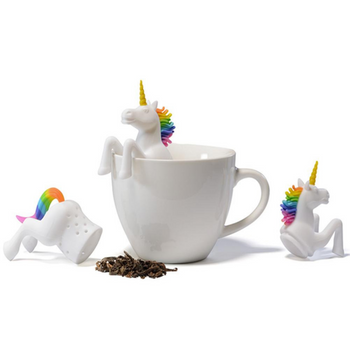 Unicorn Silicone Single Brew Tea Infuser - Aroma ChaiTea