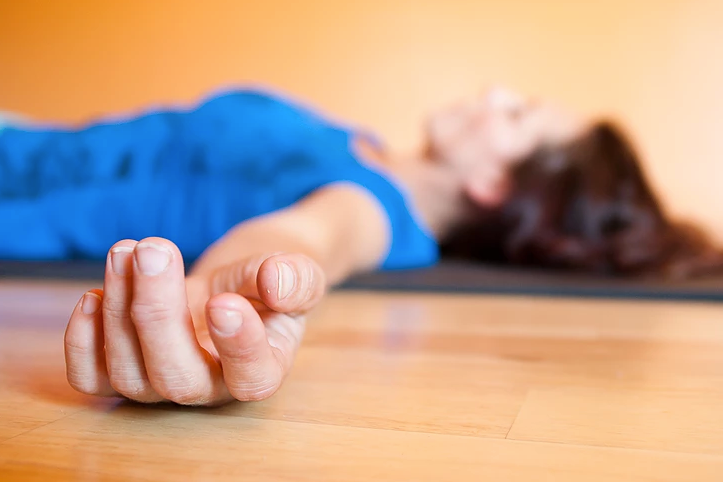 Don't Skip Savasana!