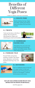 Feel Better With These 5 Yoga Poses