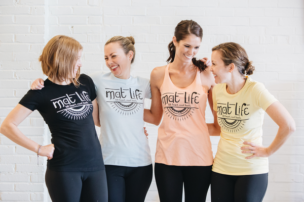 Mat Life Yoga Apparel