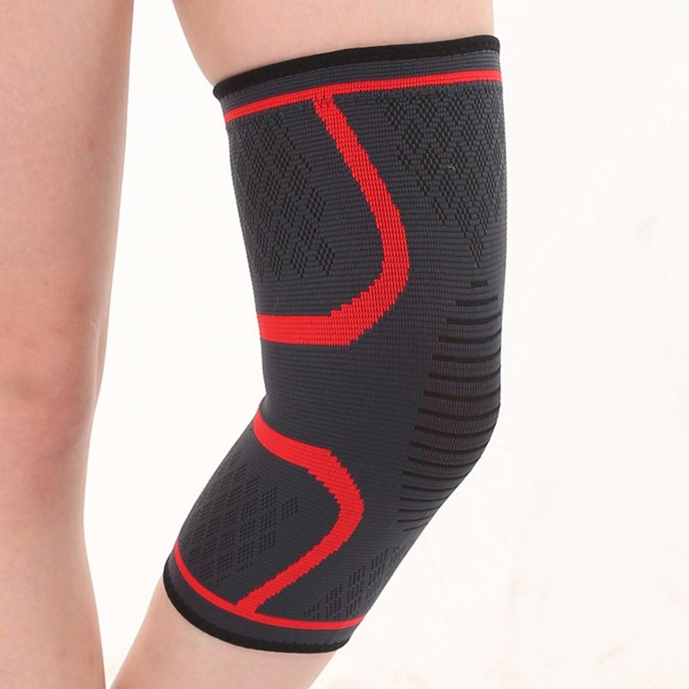 Compression Knee Brace Sleeve Support For Running, Gym Sports, Joint Pain Relief - Relaxing Recoveries