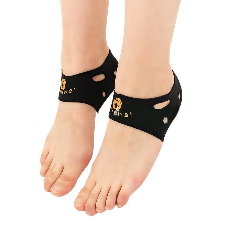 1 Pair Ankle Support Elastic Yoga Ankle Brace Band Guard, Sport Safety Ankle Wrap Straps - Relaxing Recoveries