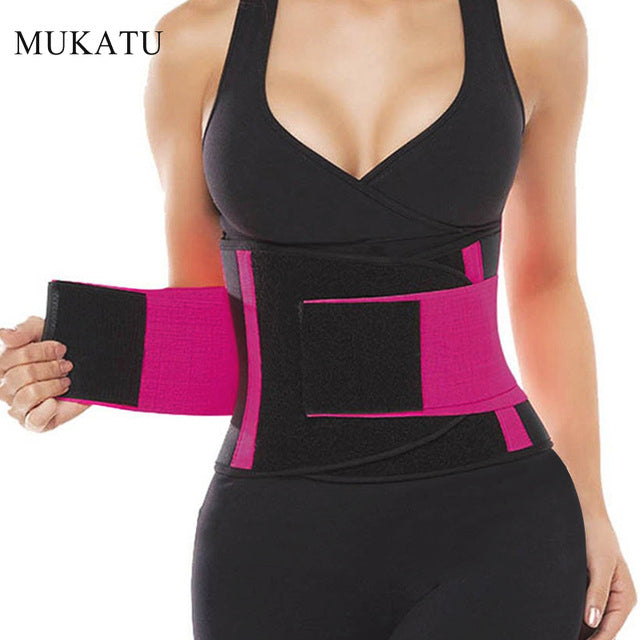 Neoprene Waist Cincher Faja Waist Shaper, Corset Waist Trainer Belt, Strap Waist Trimmer Girdle Belt - Relaxing Recoveries